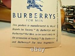 Burberry Perfume Gift With Purchase Umbrella Large Size Never Used New With Tags