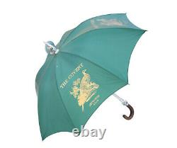 VTG England Green Umbrella Seat The Brigg from'The Covert Petworth 43118