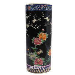 Vintage Chinoiserie-style Umbrella Stand