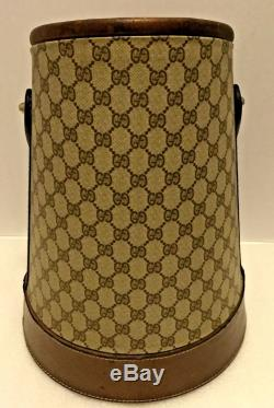 Vintage Gucci Umbrella Stand Must See! Extremely Rare Excellent Condition